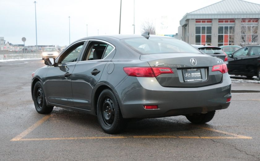 2014 Acura ILX Premium Pkg MAGS A/C CAMERA TOIT CUIR BLUETOOTH #4