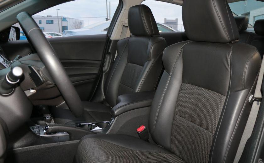 2014 Acura ILX Premium Pkg MAGS A/C CAMERA TOIT CUIR BLUETOOTH #9