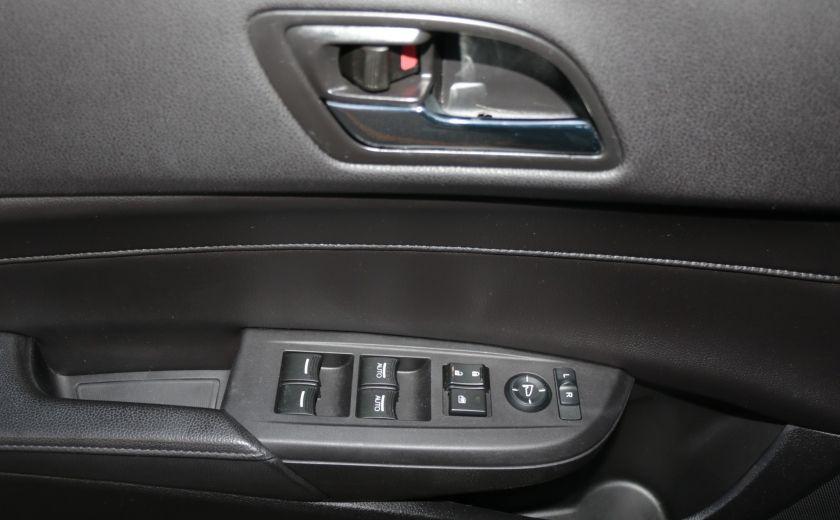 2014 Acura ILX Premium Pkg MAGS A/C CAMERA TOIT CUIR BLUETOOTH #10