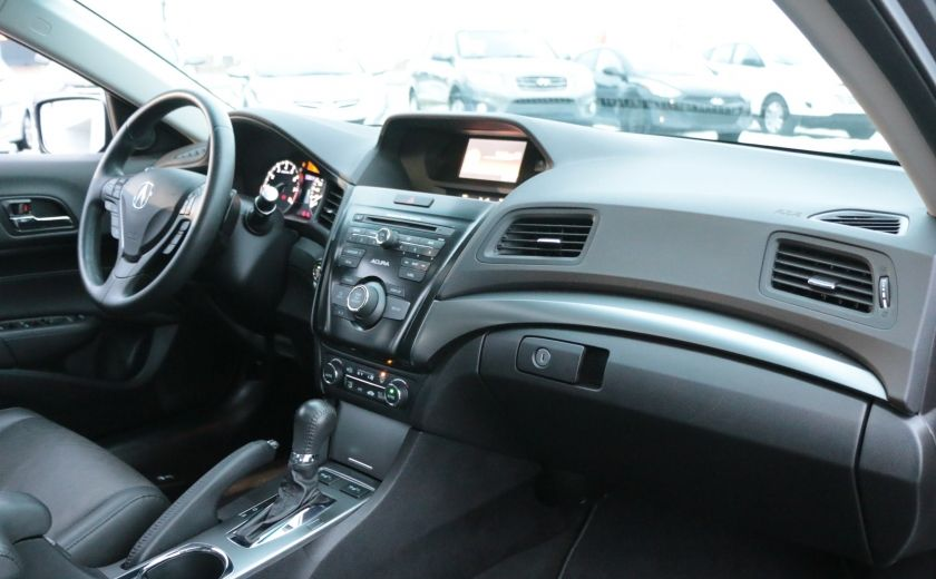 2014 Acura ILX Premium Pkg MAGS A/C CAMERA TOIT CUIR BLUETOOTH #24
