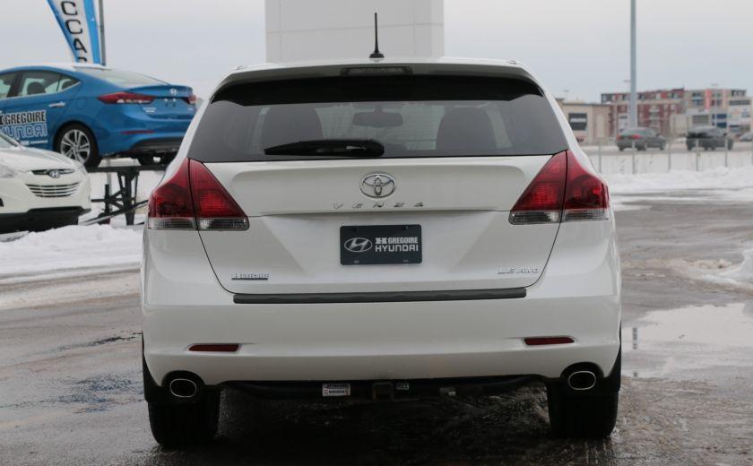 2014 Toyota Venza V6 AWD A/C BLUETOOTH MAGS #5