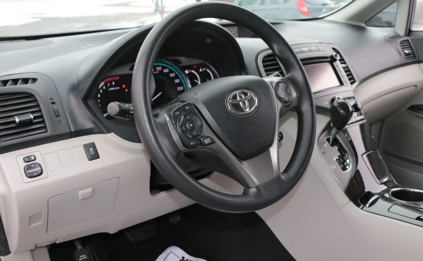 2014 Toyota Venza V6 AWD A/C BLUETOOTH MAGS #8