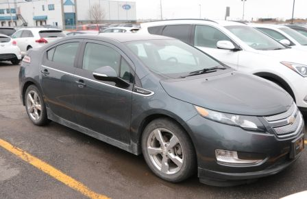 2012 Chevrolet Volt CUIR NAVIGATION MAG CROME ELECTRIQUE in Saguenay