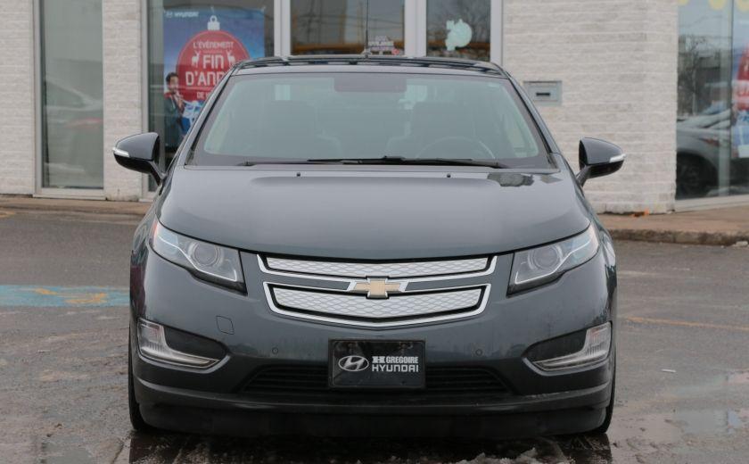 2012 Chevrolet Volt CUIR NAVIGATION MAG CROME ELECTRIQUE #1