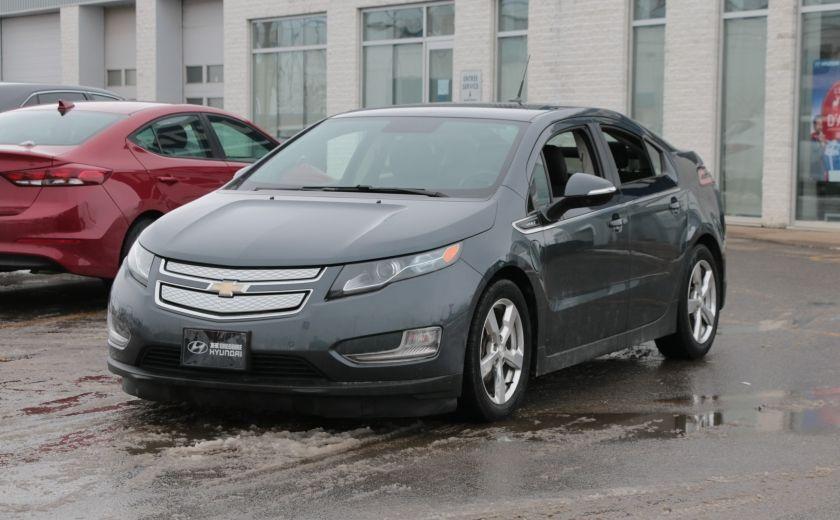 2012 Chevrolet Volt CUIR NAVIGATION MAG CROME ELECTRIQUE #2