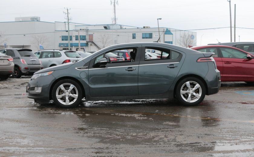 2012 Chevrolet Volt CUIR NAVIGATION MAG CROME ELECTRIQUE #3