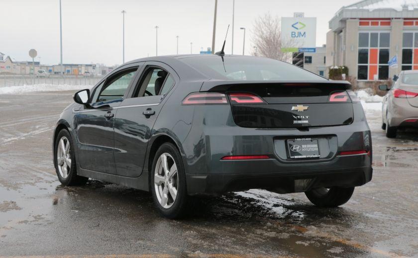 2012 Chevrolet Volt CUIR NAVIGATION MAG CROME ELECTRIQUE #4