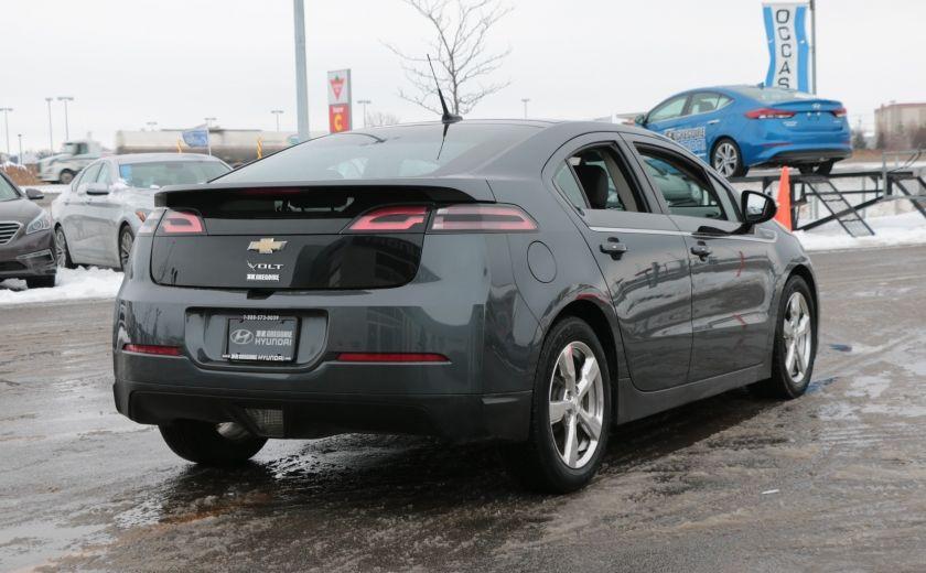 2012 Chevrolet Volt CUIR NAVIGATION MAG CROME ELECTRIQUE #6