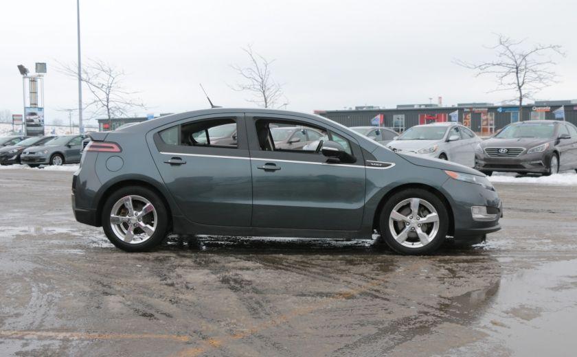 2012 Chevrolet Volt CUIR NAVIGATION MAG CROME ELECTRIQUE #7