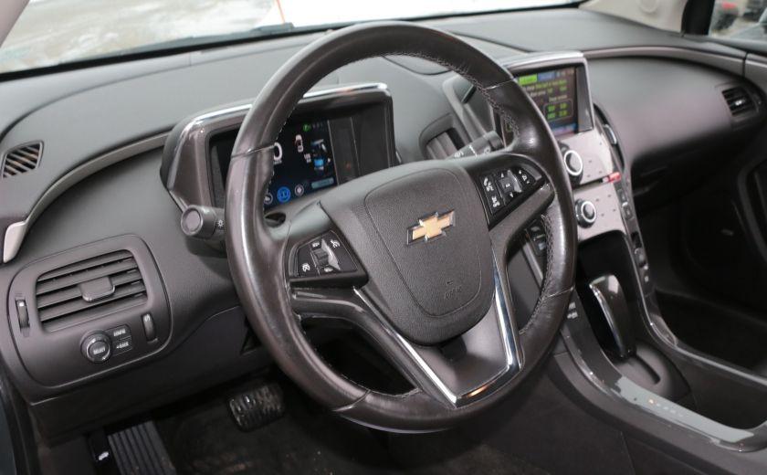 2012 Chevrolet Volt CUIR NAVIGATION MAG CROME ELECTRIQUE #8