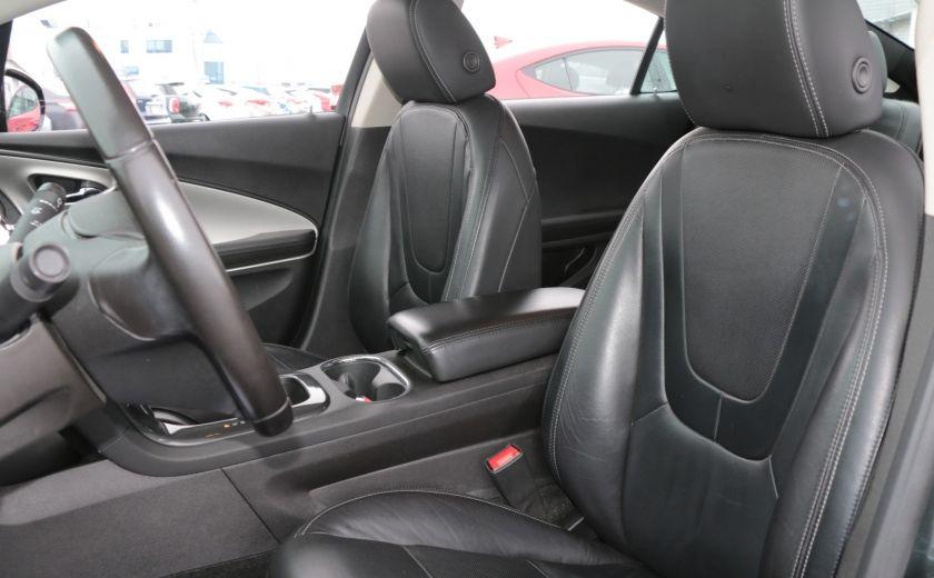 2012 Chevrolet Volt CUIR NAVIGATION MAG CROME ELECTRIQUE #9