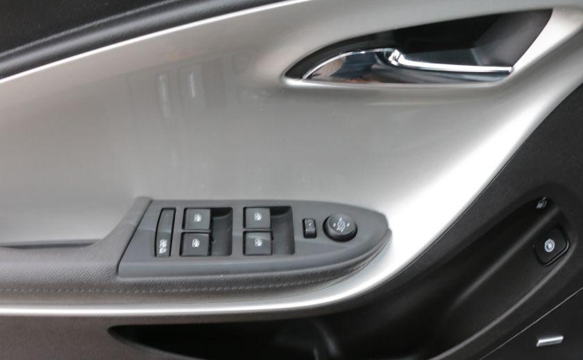2012 Chevrolet Volt CUIR NAVIGATION MAG CROME ELECTRIQUE #10
