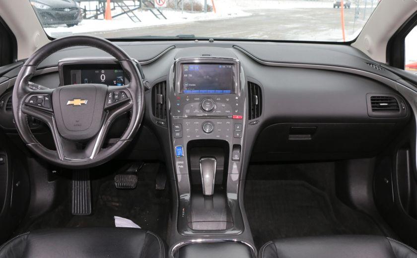 2012 Chevrolet Volt CUIR NAVIGATION MAG CROME ELECTRIQUE #11