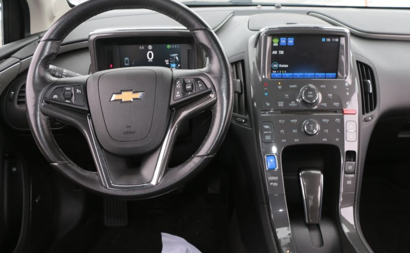 2012 Chevrolet Volt CUIR NAVIGATION MAG CROME ELECTRIQUE #12