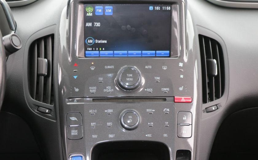 2012 Chevrolet Volt CUIR NAVIGATION MAG CROME ELECTRIQUE #14