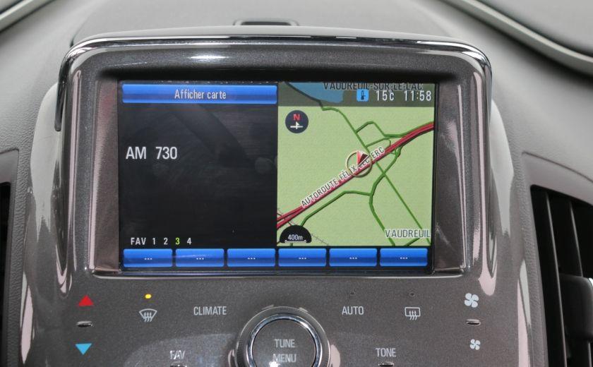 2012 Chevrolet Volt CUIR NAVIGATION MAG CROME ELECTRIQUE #16