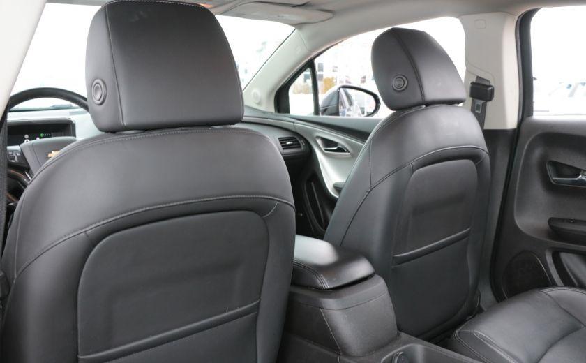 2012 Chevrolet Volt CUIR NAVIGATION MAG CROME ELECTRIQUE #23