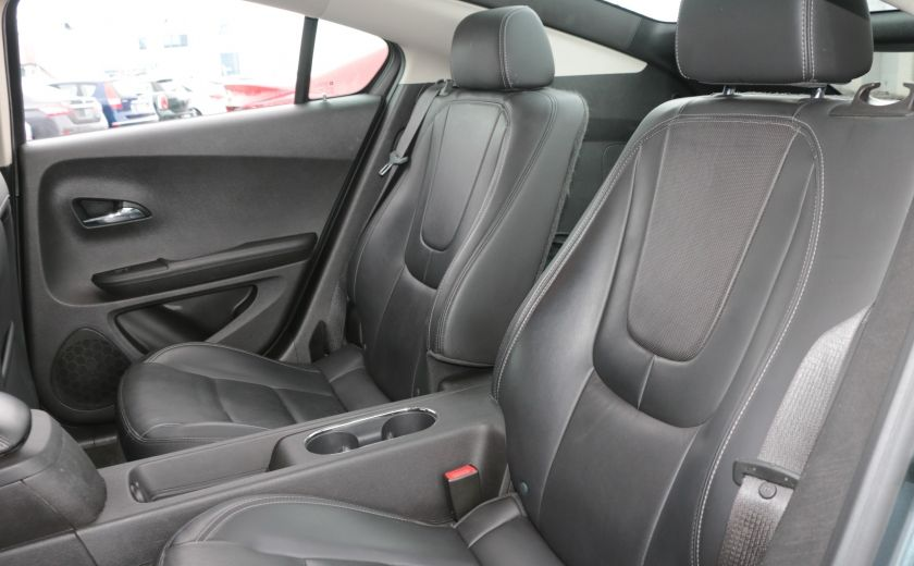 2012 Chevrolet Volt CUIR NAVIGATION MAG CROME ELECTRIQUE #24