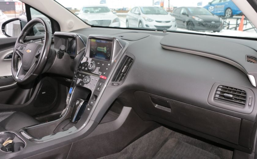 2012 Chevrolet Volt CUIR NAVIGATION MAG CROME ELECTRIQUE #27