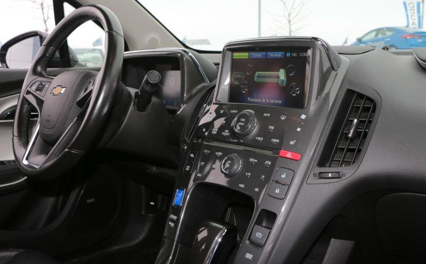 2012 Chevrolet Volt CUIR NAVIGATION MAG CROME ELECTRIQUE #28