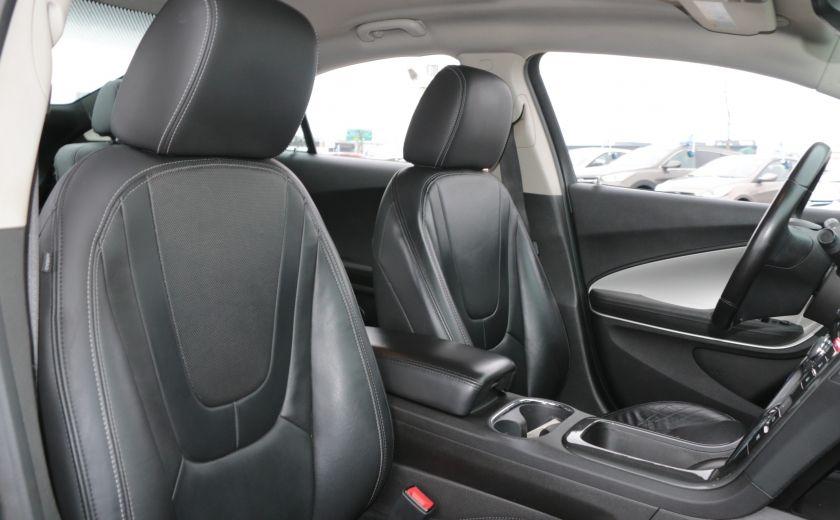 2012 Chevrolet Volt CUIR NAVIGATION MAG CROME ELECTRIQUE #29
