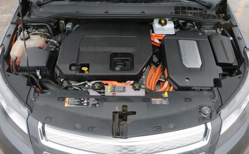2012 Chevrolet Volt CUIR NAVIGATION MAG CROME ELECTRIQUE #30