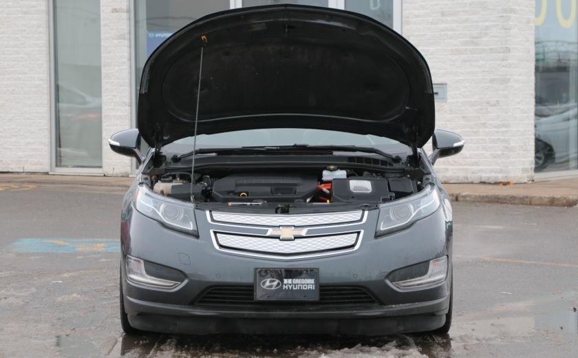 2012 Chevrolet Volt CUIR NAVIGATION MAG CROME ELECTRIQUE #31