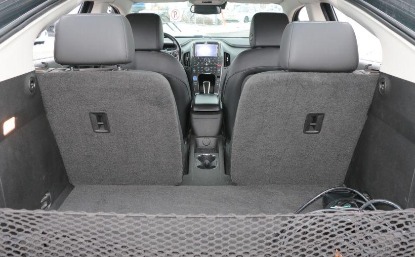 2012 Chevrolet Volt CUIR NAVIGATION MAG CROME ELECTRIQUE #33