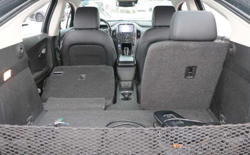 2012 Chevrolet Volt CUIR NAVIGATION MAG CROME ELECTRIQUE #34