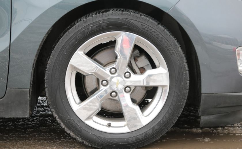 2012 Chevrolet Volt CUIR NAVIGATION MAG CROME ELECTRIQUE #35