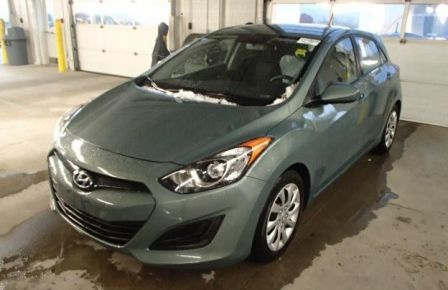 2013 Hyundai Elantra GL HEATED SEATS AUTO A/C BLUETOOTH in Gatineau
