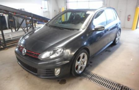 2011 Volkswagen GTI NAVI MOONROOF BLUETOOTH HEATED SEAT 6-SPEED à Gatineau