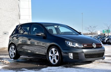 2011 Volkswagen GTI NAVI MOONROOF BLUETOOTH HEATED SEAT 6-SPEED #0