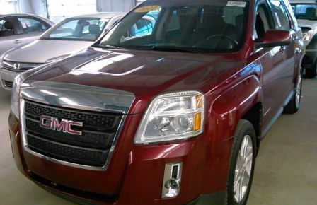 2011 GMC Terrain SLE-2 V6 FWD CAMERA DE RECUL BLUETOOTH TELEMATICS in Lévis
