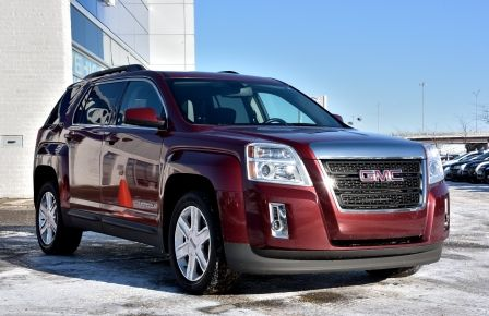 2011 GMC Terrain SLE-2 V6 FWD CAMERA BLUETOOTH TELEMATICS #0