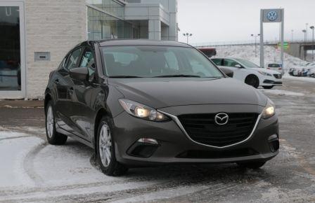 2014 Mazda 3 GS AUTO BLUETOOTH CAMERA CRUISE GR.ELEC #0