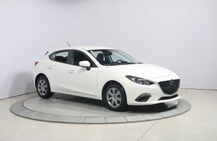2014 Mazda 3 GX BLUETOOTH GR.ELEC HATCHBACK #0