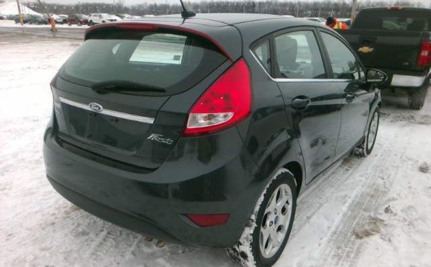 2011 Ford Fiesta SES SYNC A/C LED AUTO SIEGES CHAUF. USB #1