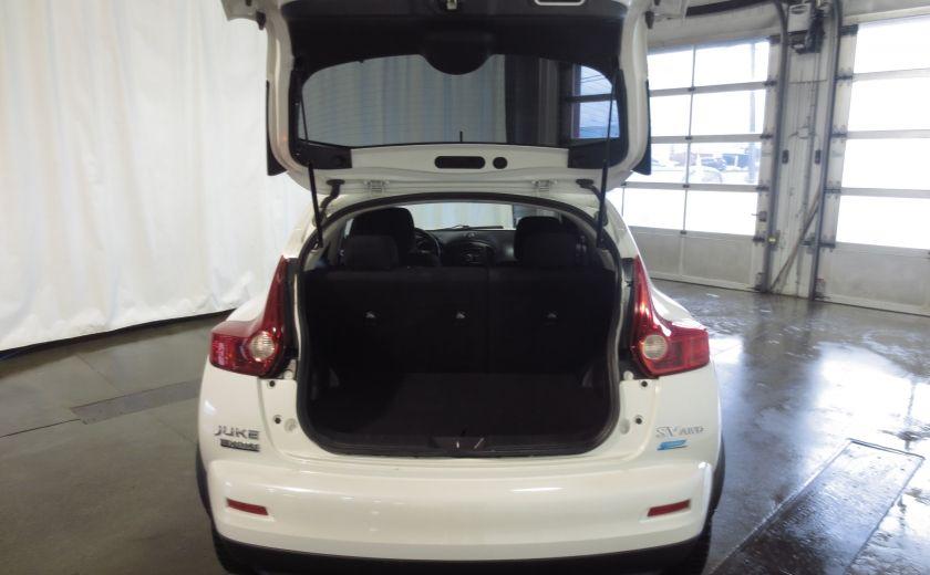 2014 Nissan Juke SV AWD #26