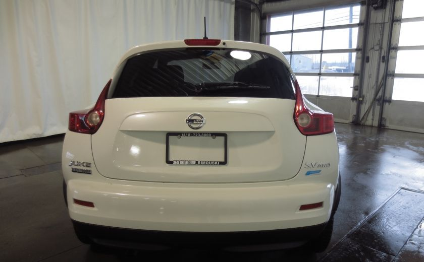 2014 Nissan Juke SV AWD #5
