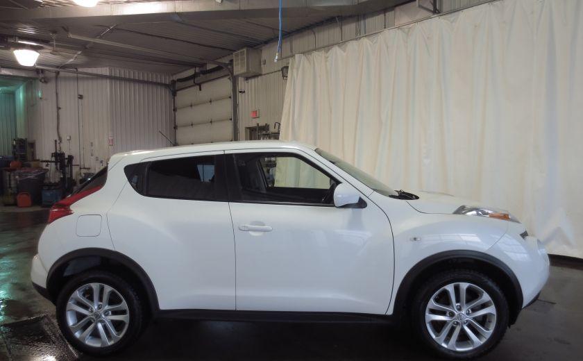 2014 Nissan Juke SV AWD #7