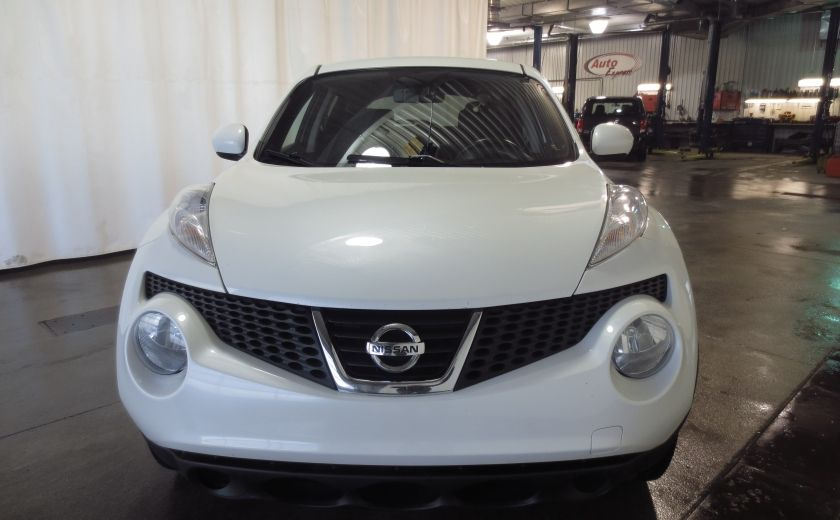 2014 Nissan Juke SV AWD #1