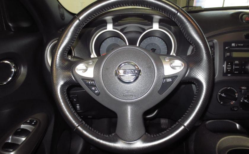 2014 Nissan Juke SV AWD #14