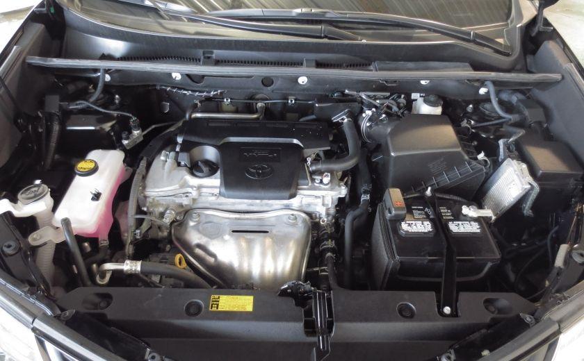 2015 Toyota Rav 4 LE AWD #27