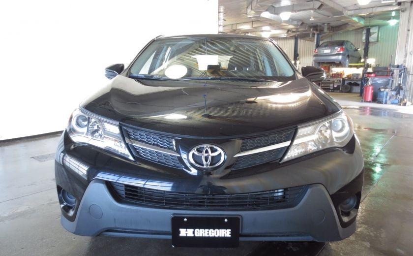 2015 Toyota Rav 4 LE AWD #1