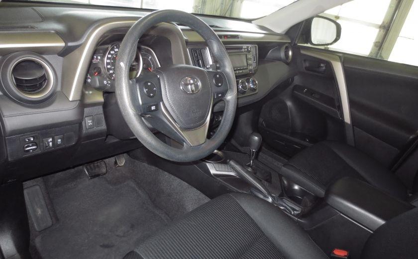 2015 Toyota Rav 4 LE AWD #10