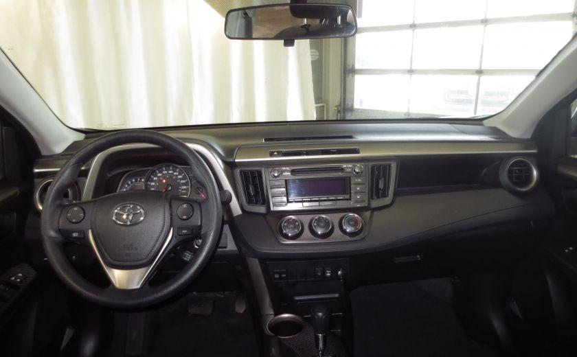 2015 Toyota Rav 4 LE AWD #14