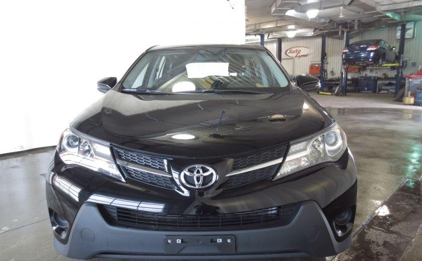 2015 Toyota Rav 4 LE AWD #8