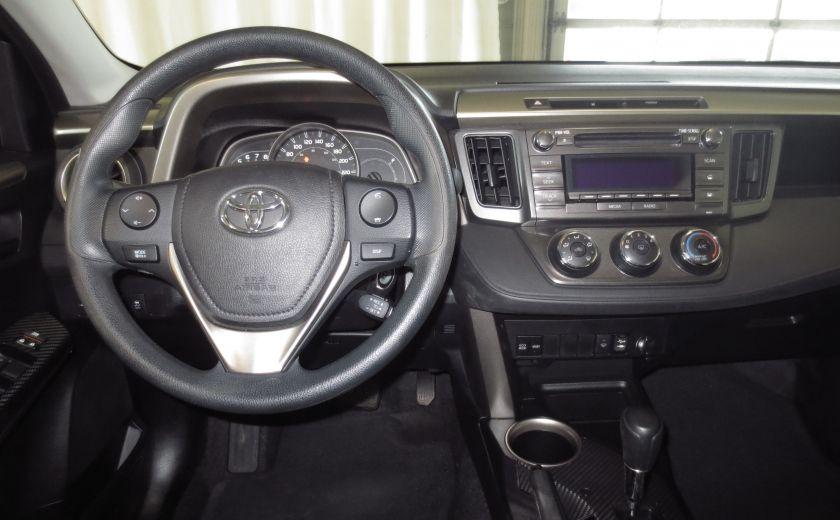 2015 Toyota Rav 4 LE AWD #15