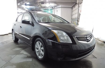 2011 Nissan Sentra 2.0 S in Sept-Îles
